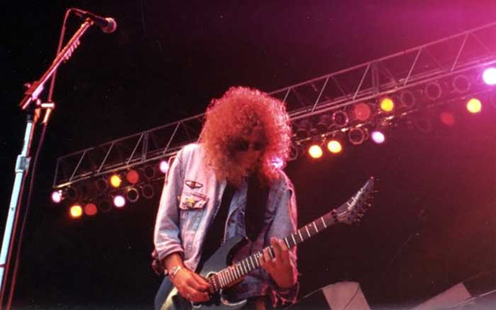 1993- opening for Foreigner at Sandstone Ampitheater, 20,000 in attendance